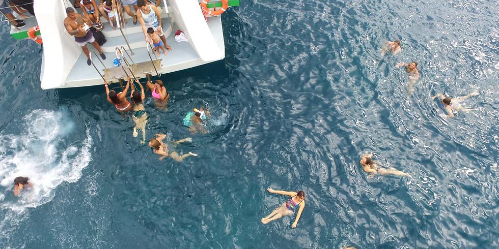Paseo en Barco desde Roses a Cadaques Ida y Vuelta