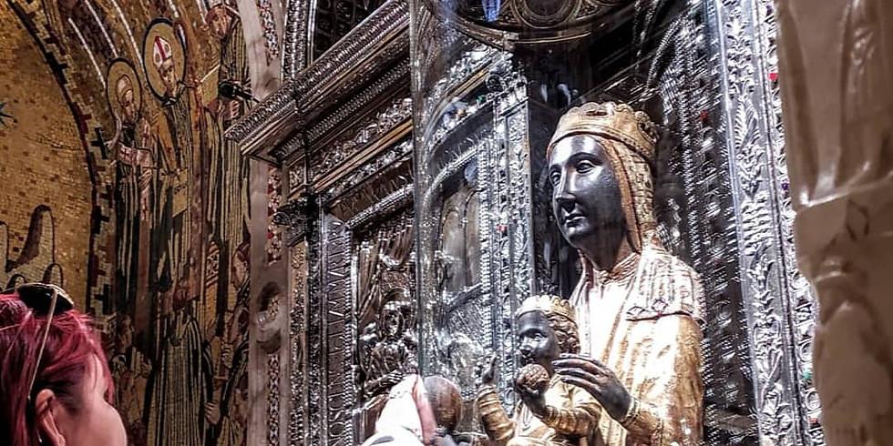 Paseo a Montserrat