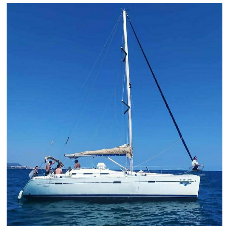 Sailboat ride for 10 people