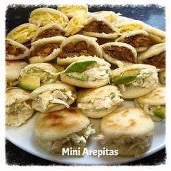 Mini Arepitas