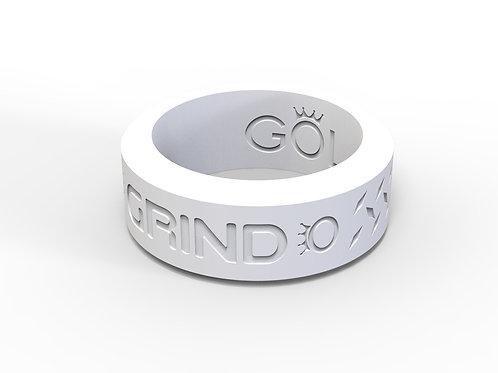 GRIND Ring White