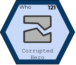 Storytelling Elements - The Corrupted Hero