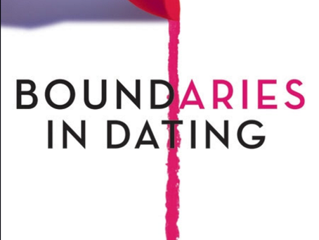 Boundaries in Dating