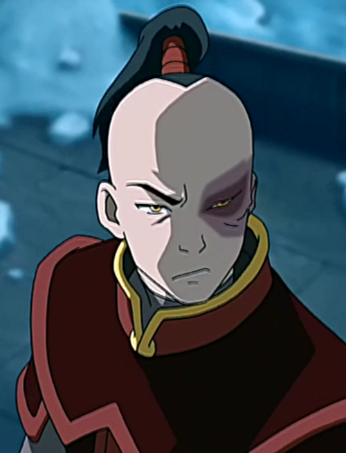 Rival and temporary antagonist to main character Aang.