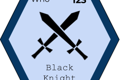 Storytelling Elements - The Black Knight