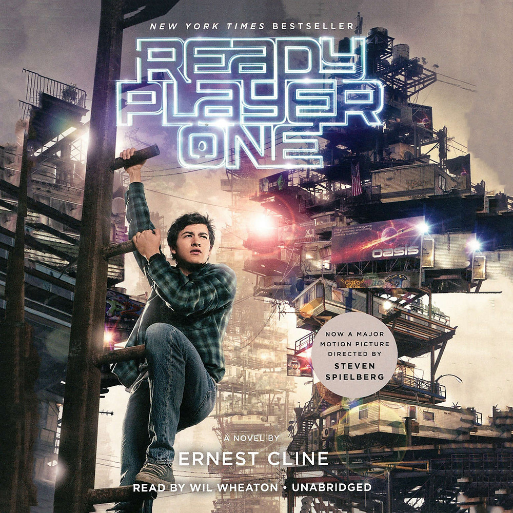 Ready Player One audiobook cover