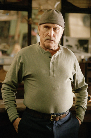 Mentor to Walter in Secondhand Lions.