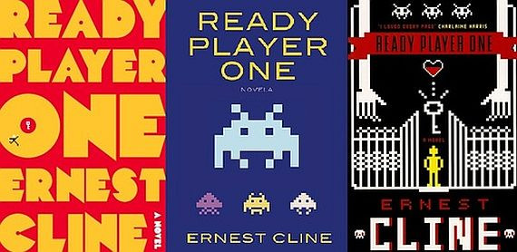 Ready Player One covers