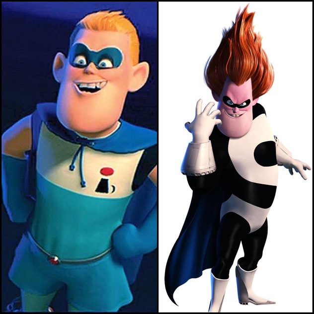From The Incredibles