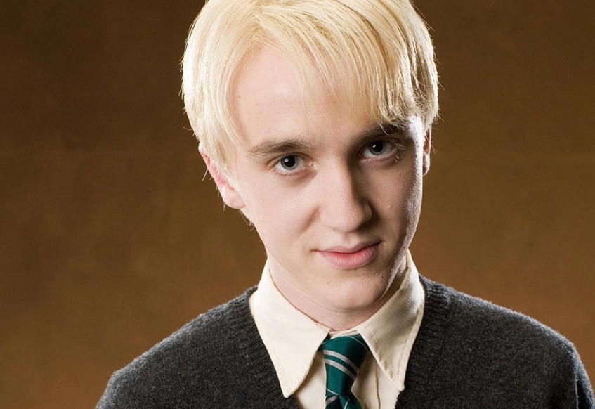 Rival to main character Harry Potter.