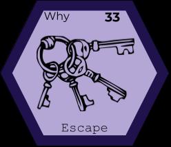 Storytelling Element - Escape