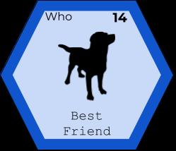 Storytelling Element #14 - Best Friend