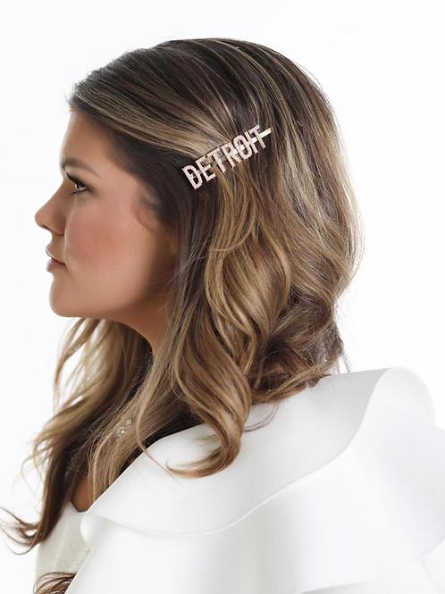 Detroit Hair Clip