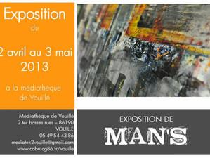 Exposition à Vouillé