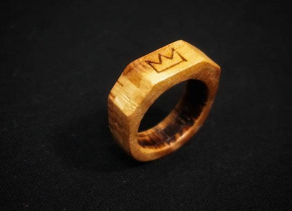 Oak Crown Ring
