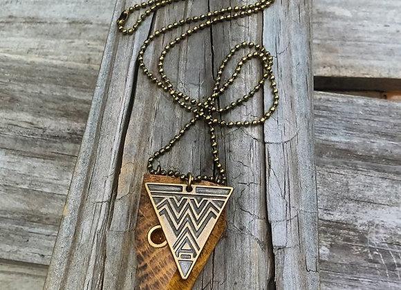 Aztec Eagle Necklace
