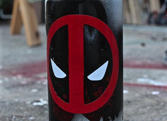 Deadpool Splatter Can