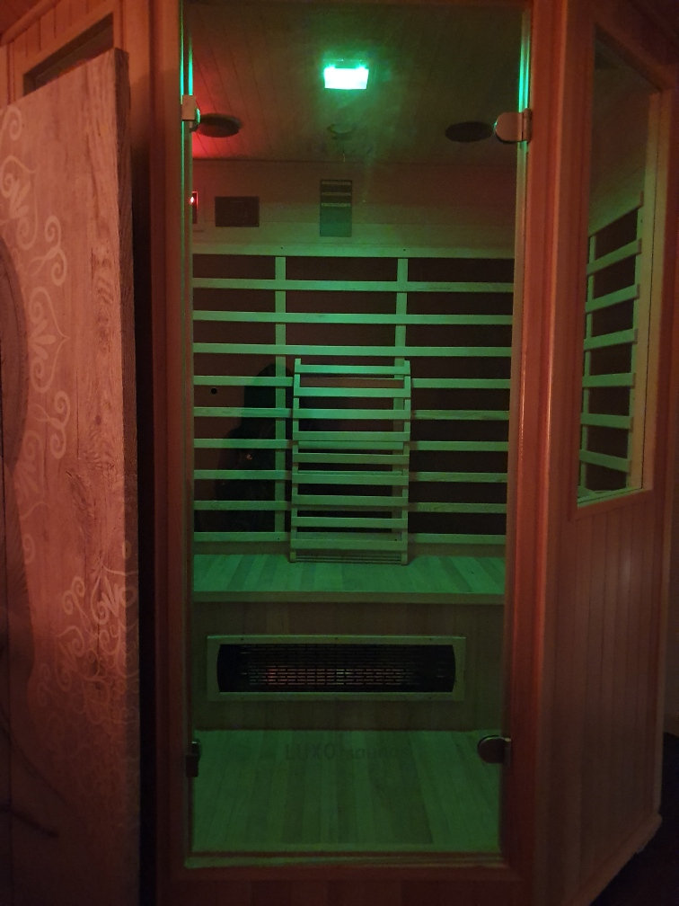 INFRA RED SAUNA - Friend packages