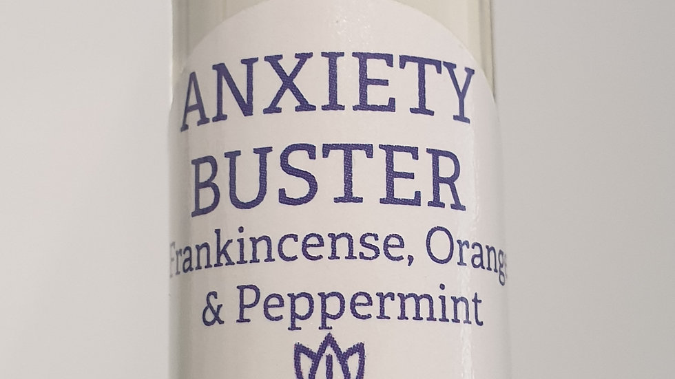 Anxiety Buster Roll On 15ml
