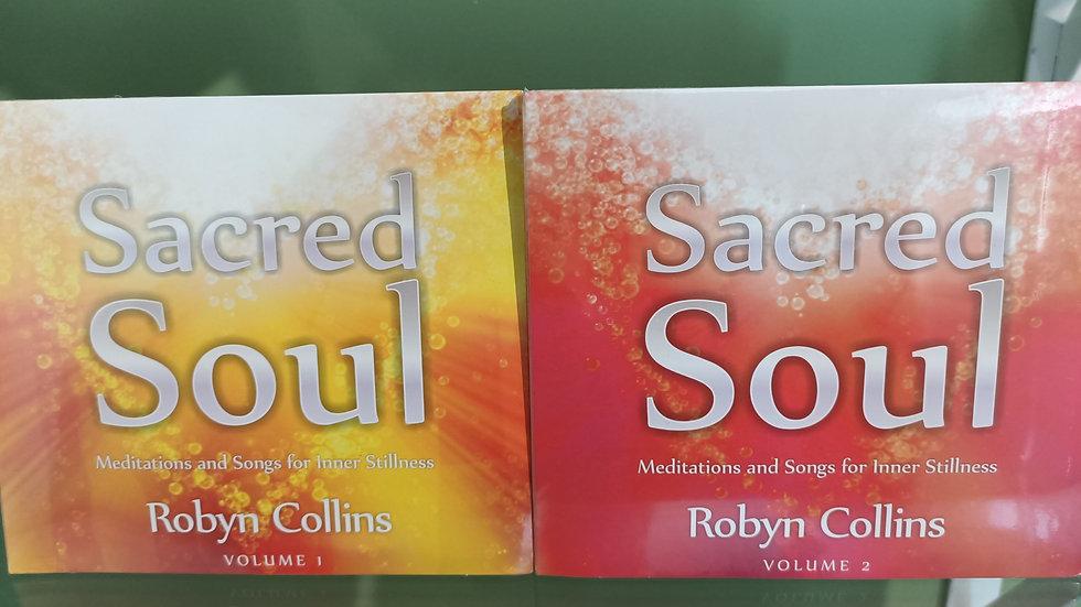 Sacred Soul CDs Vol 1 & Vol 2