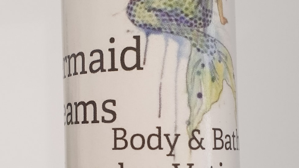 Mermaid Dreams Bath & Body Oil 125ml