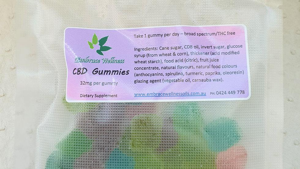 CBD Gummies 30 pack