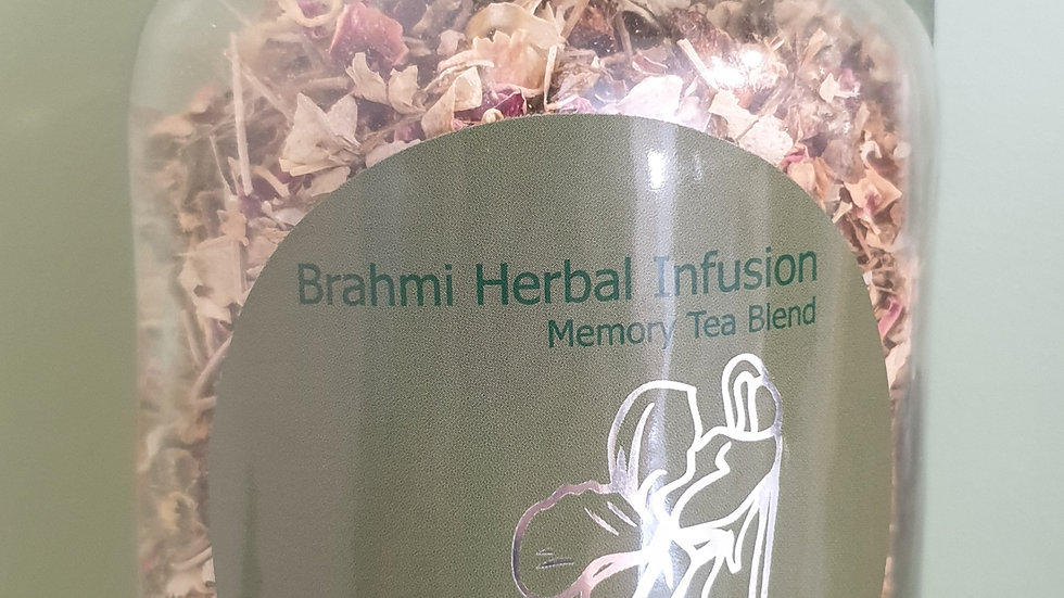 Brahmi Herbal Infusion Tea 120g