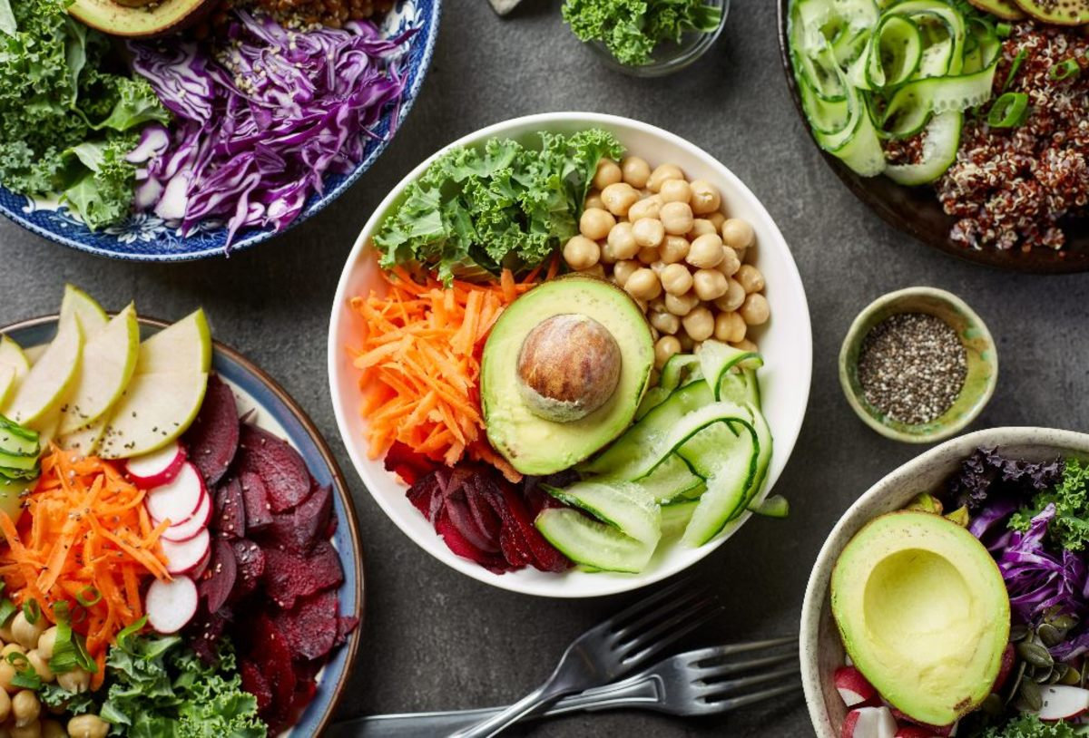 NUTRITION & HEALTHY EATING PLANS