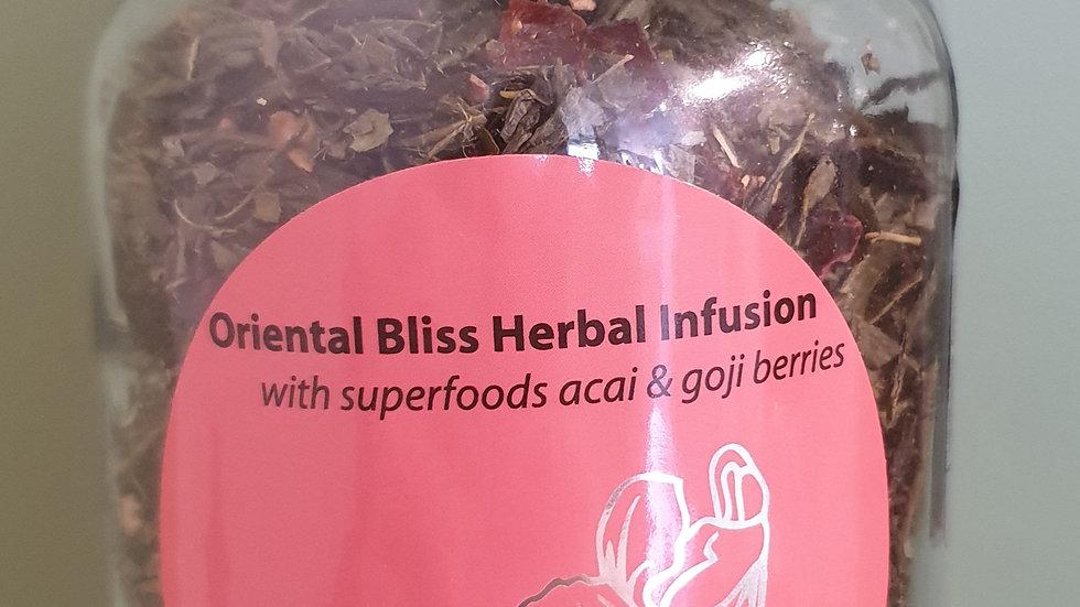 Oriental Bliss Herbal Infusion Tea 120g