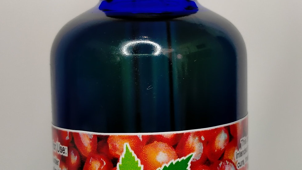 Pomegranate with Terpenes 5000mg - 50ml