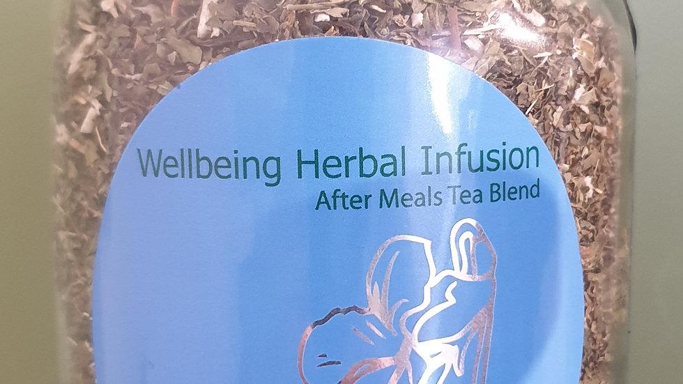 Wellbeing Herbal Infusion Tea 120g