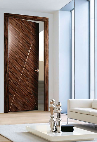 Italian Modular Ready Made Pre Hung Wooden Designer Doors In Chennai From House Of Kyrav
