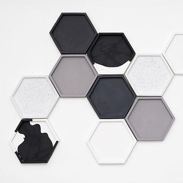 Hexagon Tray