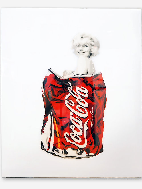Marilyn in the coke