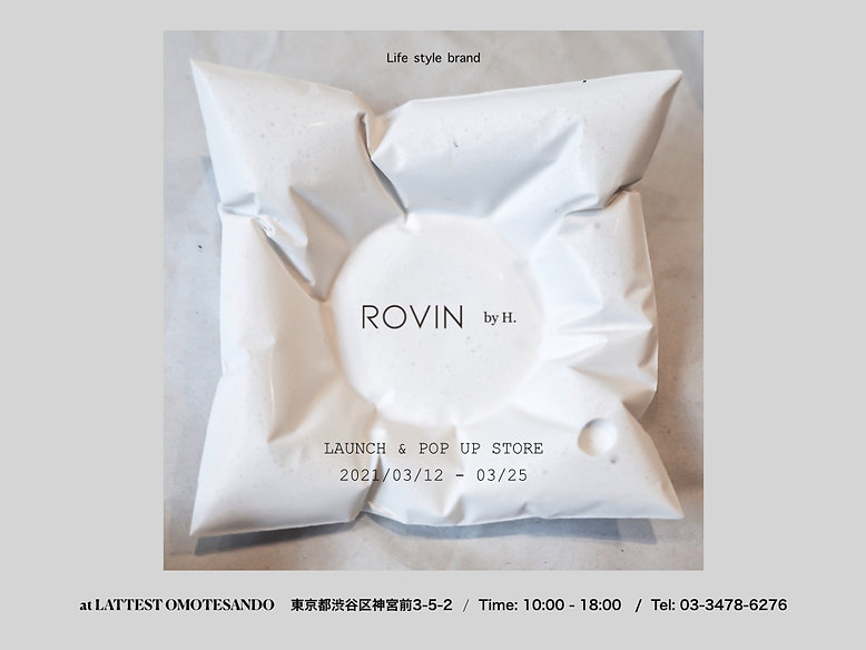 ROVIN by H. pop up.JPEG