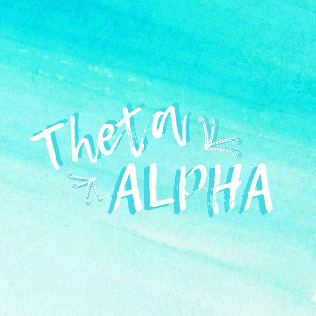 Theta Alpha