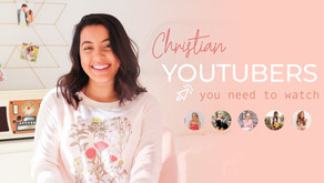 8 Christian YouTubers You Need To Watch!