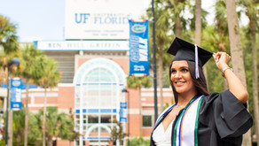 University of Florida Graduation Photographer | Karla UF 2020!