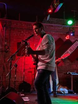 Lasso Live Pembroke Nov 28/20