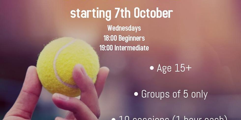 Beginners Coaching 2020