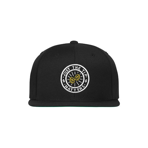 Just The Tip Matters Snapback