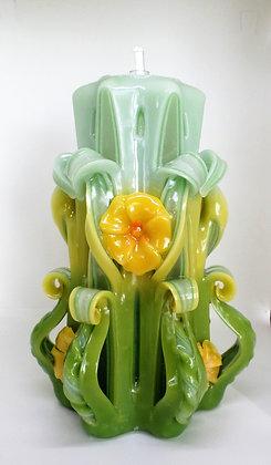 Primrose Candle