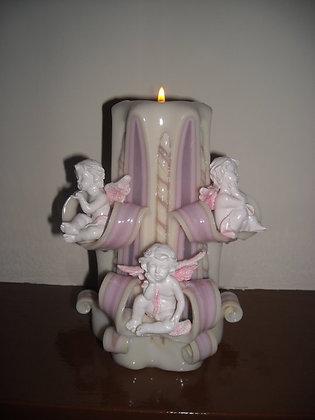 Cherub Candle