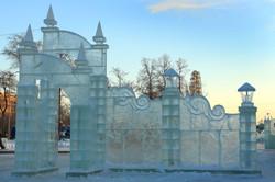 Ледяная архитектура