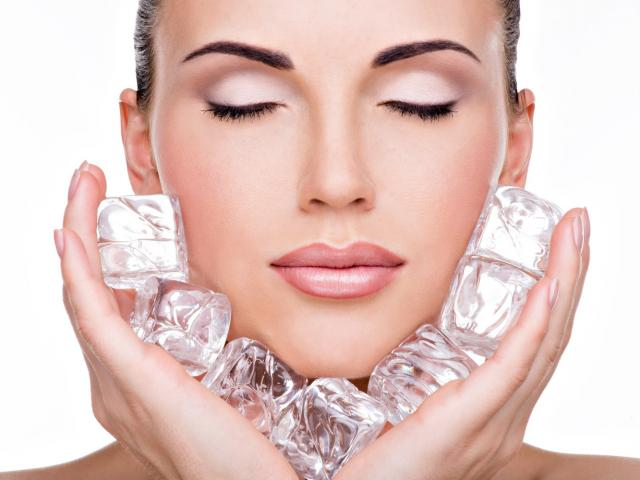 Лед для косметологии