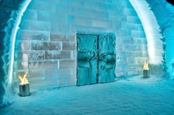 Ледяные ворота