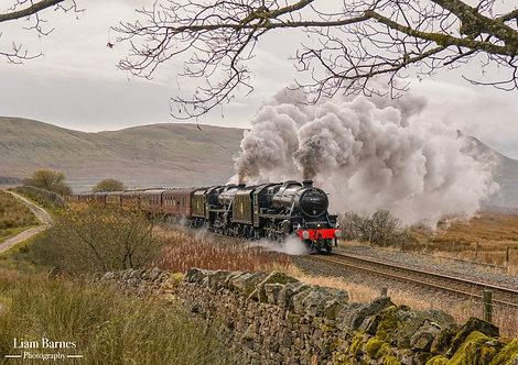 Black Five's 44871 & 45407 'The Lancashire Fusilier'