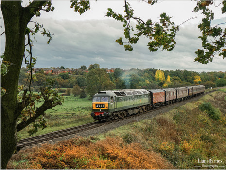 Class 47 D1501