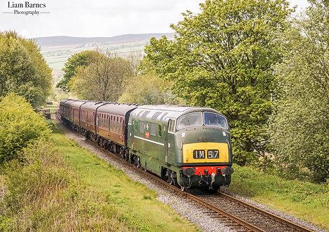 Class 42 D832 'Onslaught'