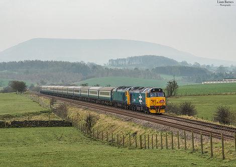 Class 50 049 'Defiance' & Class 50 007 'Hercules'